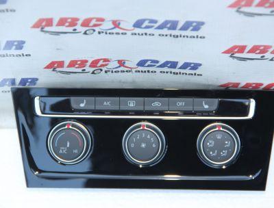 Panou comanda AC VW Golf 7 2014-2020 5G0907426AA