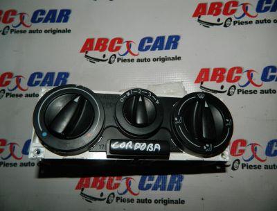 Panou comanda AC Seat Cordoba 2002-2009 Cod: 810780073F