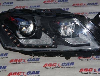 Far dreapta Xenon LED VW Passat B7 2010-2014