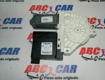 Motoras macara usa stanga fata VW Passat B6 2005-2010 Cod: 1K0959793H