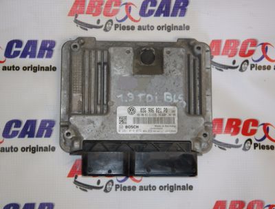Calculator motor Audi A3 8P 2005-2012 1.9 TDI BLS 03G906021PD