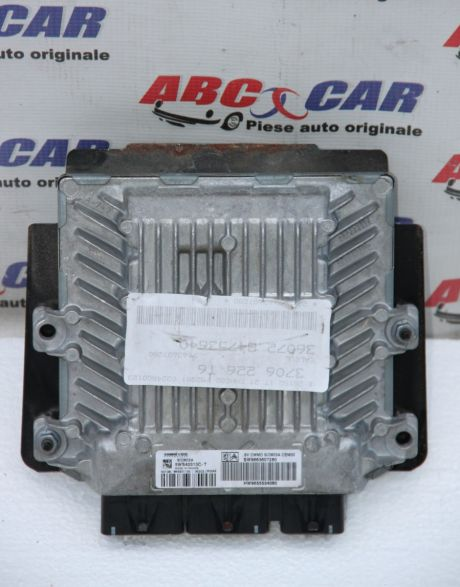 Calculator motor Peugeot 407 2004-2010 1.6 HDI5WS40313C-T