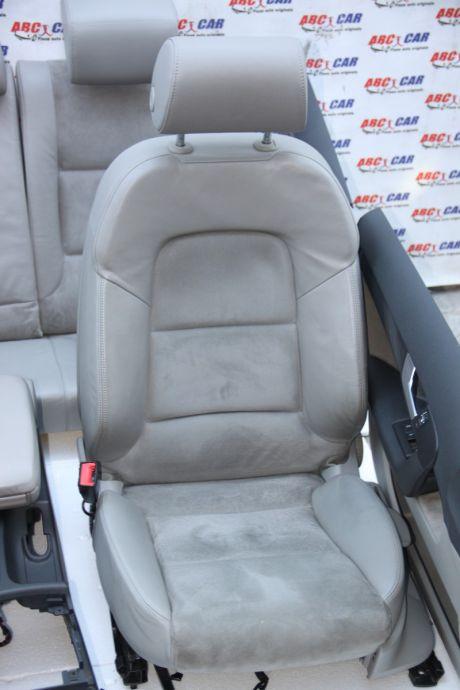 Interior dinpiele + alcantara griAudi A3 8P Sportback 2005-2012
