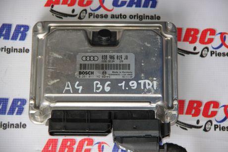 Calculator motor Audi A4 B6 8E 2000-2005 1.9 TDI 038906019JQ