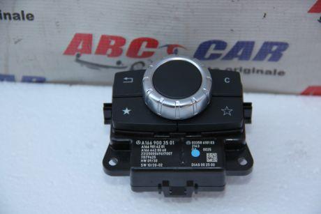 Panou control multimedia Mercedes ML-Class W166 2012-2019A1669003501