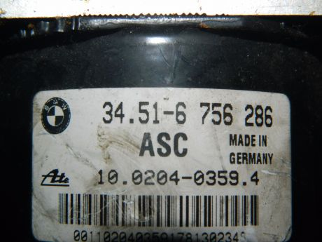 Pompa ABS BMW BMW Seria 3 E46 1998-2005 2.0 Diesel 3451-6756288