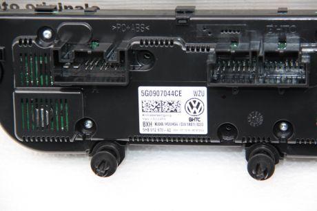 Panou comanda clima VW Golf 7 2014-2020 5G0907044CE