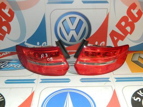 Stop dreapta Audi A3 8P in 2 usi 2005-2012