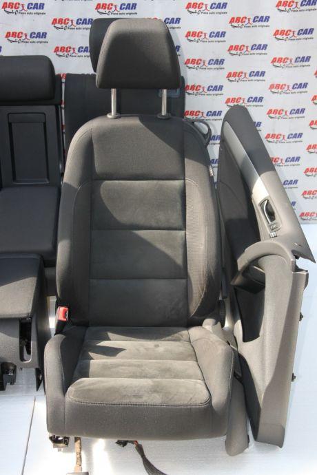 Interior textil+alcantara VW Golf 6 (model in 2 usi) 2009-2013
