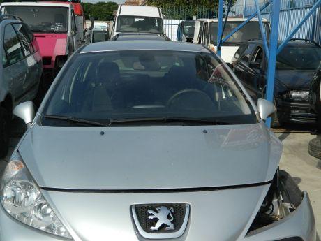 Capota fata Peugeot 207 2006-In prezent