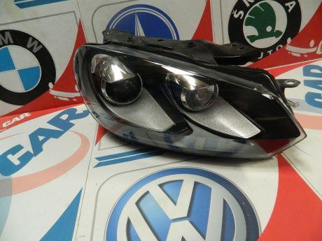 Far dreapta VW Golf 6 xenon 2009-2013