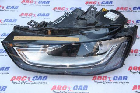 Far stanga xenon LEDAudi A4 B8 8K facelift 2012-2015 8K0941005C