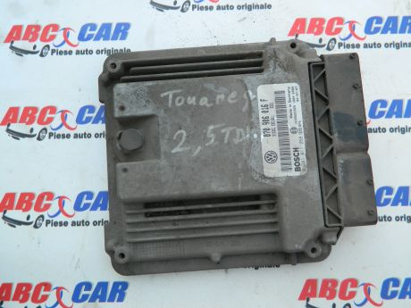 Calculator motor VW Touareg 7L 2003-2010 2.5 TDI 070906016F