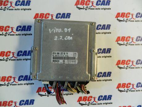 Calculator motor MercedesVito W639 2.2 CDI A0001530579