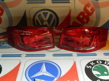 Stop dreapta Audi A3 Sportback 2009-2013
