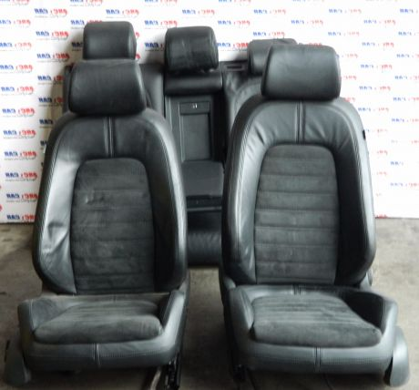 Interior piele + alcantara electric VW Passat B6 limuzina 2005-2010