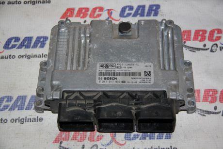 Calculator motor Ford Fiesta 2009-2017 1.6 TDCIAV21-12A650-RE