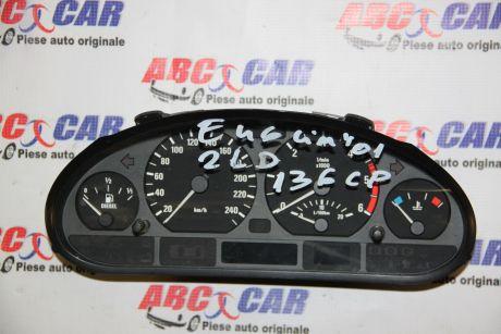 Ceasuri de bord BMW Seria 3 E46 1998-2005 2.0d 6906885, 0263606266
