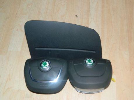 Airbag sofer Skoda Octavia 2 (1Z3) 2004-2013