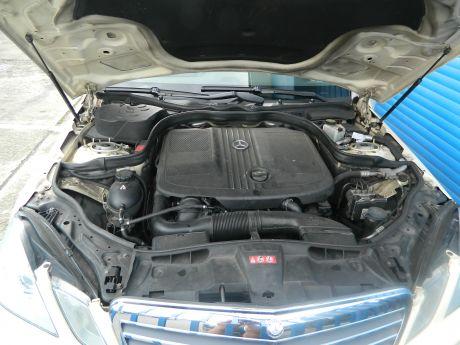 Trager Mercedes E Class W212