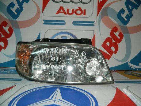 Far dreapta Hyundai Matrix 2001-2010