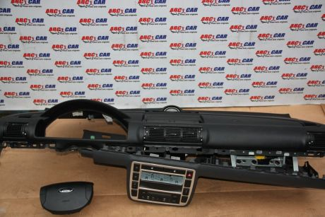 Plansa bord cu airbag sofer si pasager Ford Galaxy 2000-2006