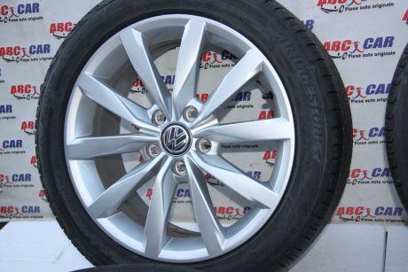 Set jante aliaj R17 VW Golf 7 2014-2020 5G0601025BF