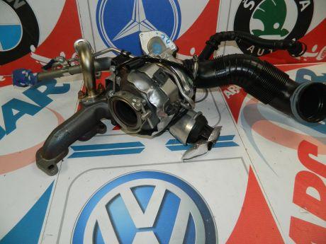 Turbosuflanta Audi Q3 8U 2.0 TDI