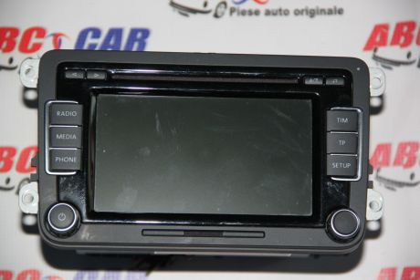 Radio CD RCD 510 VW Passat B6 2005-2010 3C8035195F