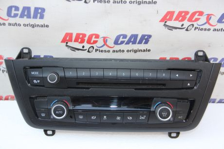Panou comenzi clima si radio BMW X5 E70 2006-2013