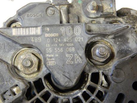 Alternator Opel Astra G 1999-2005 1.6 Benzina 16v 100Amp 55556068