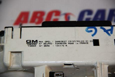 Panou comanda AC Opel Astra G 1999-2005 24463627
