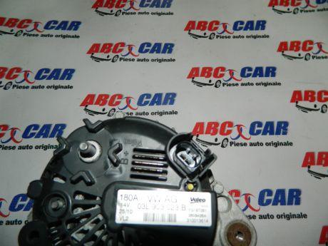Alternator VW Passat CC 2008-2012 2.0 TDI 180Amp 14V 03L903023B