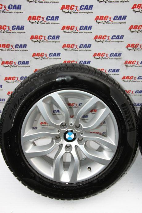 Set jante aliaj R17, E7.5Jx17, EH24, 5X120 BMW X3 F25 2011-2017 cod: 6787576