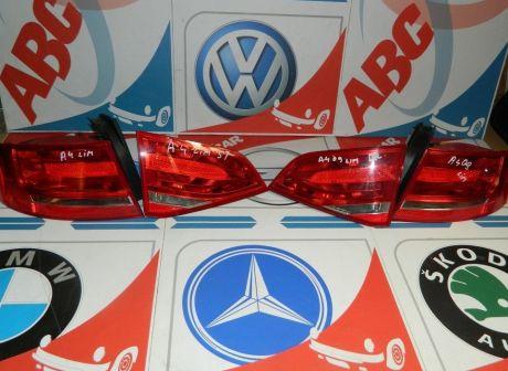 Stop dreapta capota Audi A4 B8 8K 2008-2015 limuzina