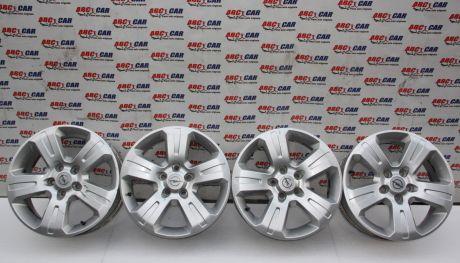 Set jante aliaj Opel Astra H R17 ET46, 17x7J, 5x110 2005-2009