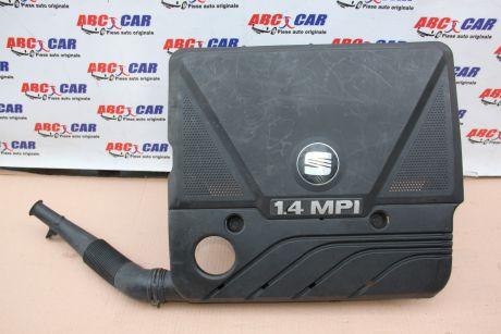 Capac motor cu carcasa filtru aer Seat Ibiza 4(6L1) 2002-2009 1.4 MPI030129607BA
