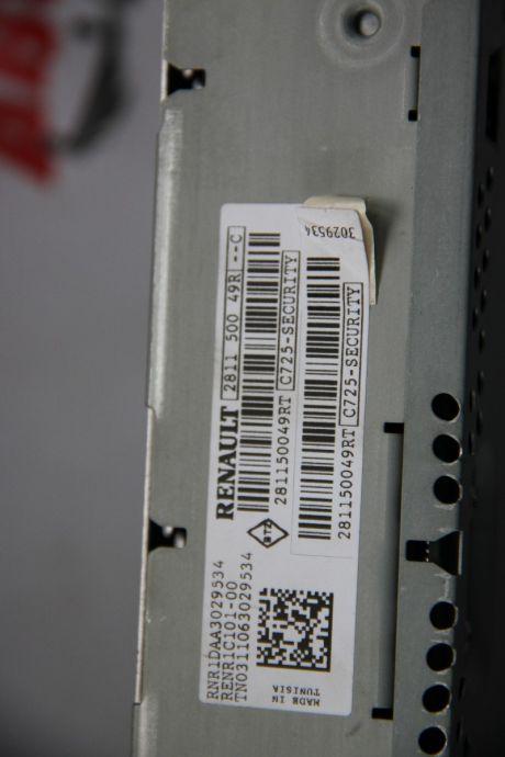 Radio CD Renault Trafic X83 2001-2014281150049R