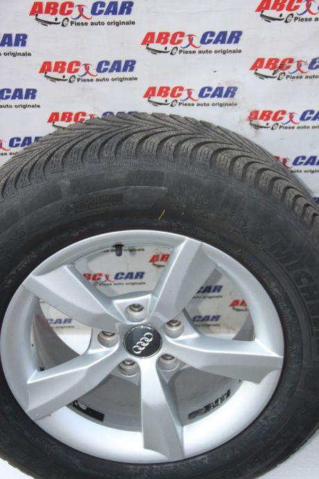 Set jante aliaj R16 Audi A6 4G C7 2012-2018, ET37, 5x112 cod: 4G0071496