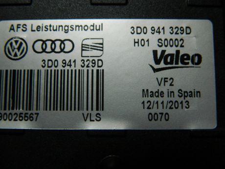 Far stanga Bi-xenon Led VW Golf Sportsvan 2014-In prezent 517941033A