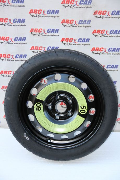 Roata de rezerva slim R16 Seat Leon 5F1 2012-20205Q0601027BJ