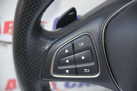 Volan din piele cu comenzi si padele Mercedes B-Class W246A0014609503