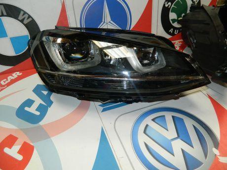 Far dreapta cu xenon VW Golf 7 2014-In prezent