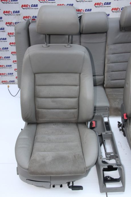 Interior din piele si alcantara Audi A6 4B C5 avant1997-2004